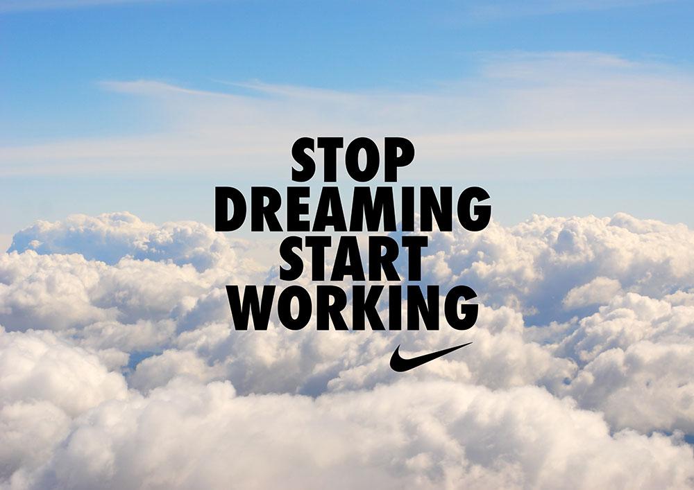 Nike branding ad comunicación moda