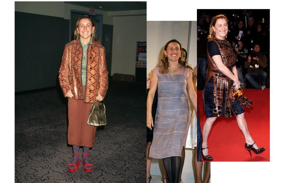 Miuccia Prada fashion